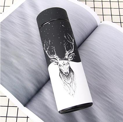 Matte Design Thermos Bottle