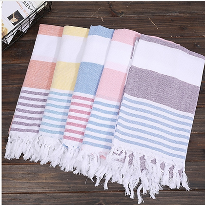 Turkish Lightweight Beach Towel