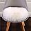 Thumbnail: Soft Roud Faux Sheepskin Fur Rug