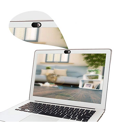 WebCam Camera Cover Sticker 6 pieces