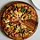 Thumbnail: Round Acacia Wood Pizza Serving Board