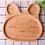 Thumbnail: Rabbit Wooden Tray