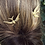 Thumbnail: Vintage Rustic Gold Swallow Bobby Pin Wedding Hair Accessories