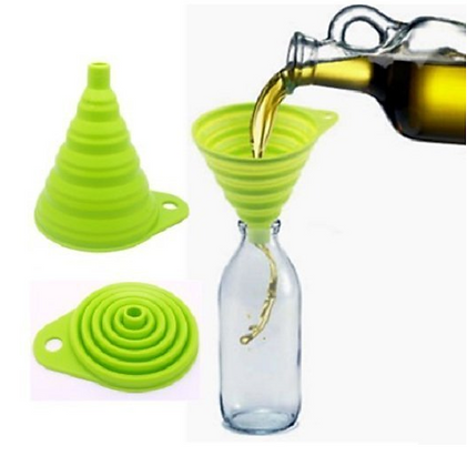 Portable Collapsible Funnel