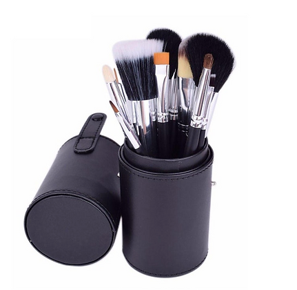 12pcs Makeup Brush Kit