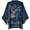 Thumbnail: Women Japanese Kimono Phoenix Printed