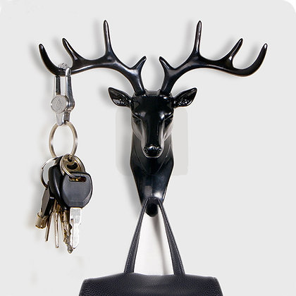 Stag Wall Key Holder
