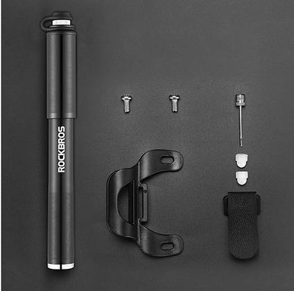 Bicycle Aluminum Mini Portable Air Pump