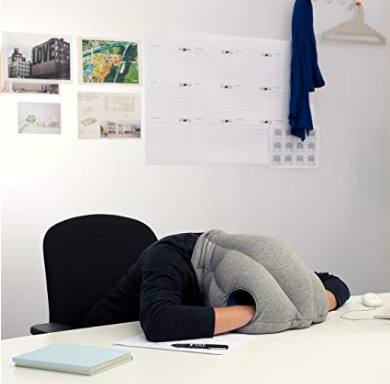 Power Napping Travel Ostrich Pillow