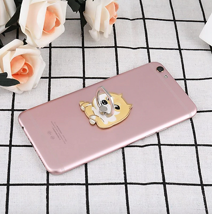 Cute Mobile Phone Stand Holder Ring