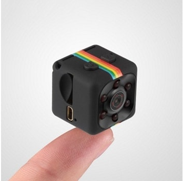 Micro 1080p Video Spy Camera