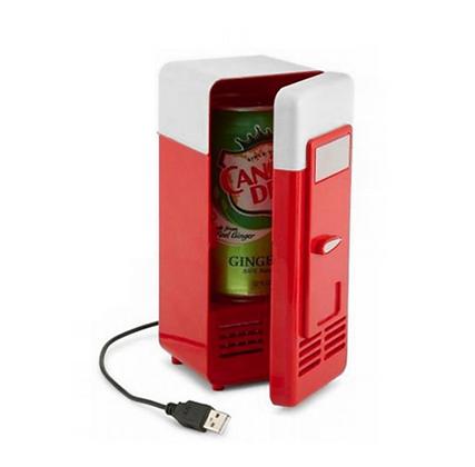 Mini USB Can Fridge
