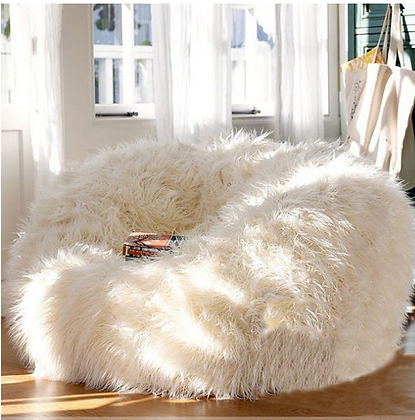 Comfy Fur Bean Bag