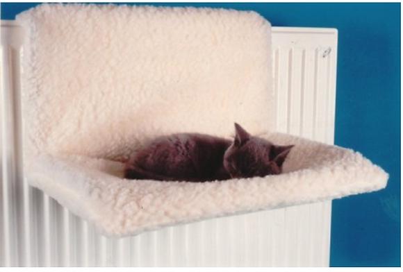Soft Washable Radiator Cat Bed