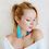 Thumbnail: Tassel Drop Earrings