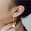 Thumbnail: Freshwater Pearl 925 Silver Hanging Earrings