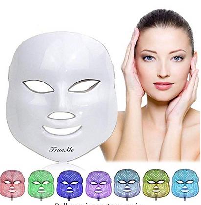 LED Light Face Mask 7 Colours