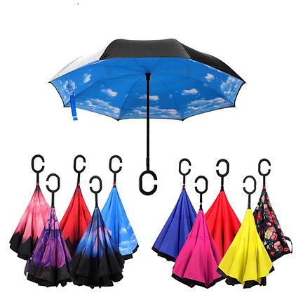 Folding Reverse Umbrella