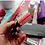 Thumbnail: Mini Denman Brush Keychain
