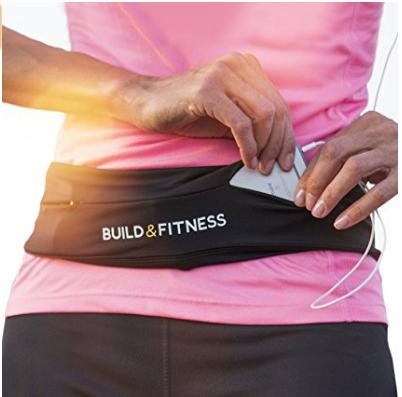 Running Belt Smartphone Keys