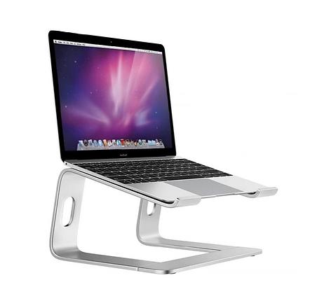 Aluminium Laptop Stand Riser