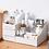 Thumbnail: Cosmetic Storage Box Makeup Skincare Drawer Organizer