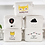 Thumbnail: Foldable Canvas Storage Bag Organizer
