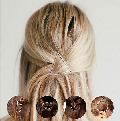 Cool Geometric Hairpin