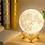 Thumbnail: 3D Moon Lamp with a Stand