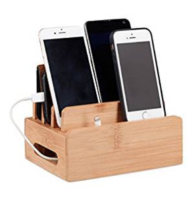 Bamboo Docking Station