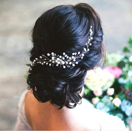 Wedding Bride Bridal Hair Accessory