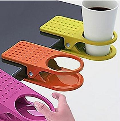 Office Desk Cup Holder Clip