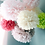 Thumbnail: Wedding Decoration Flowers Pom Poms