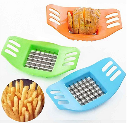 Stainless Steel Fries Potato Slicer Cutter