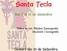 1r Taller Infantil de Cant Coral - Santa Tecla 2015