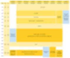 Planning Setmana Cantant 2017