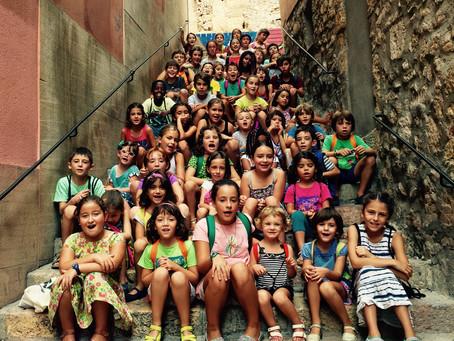 Gran èxit del 2n Taller de Cant Coral Santa Tecla 2016
