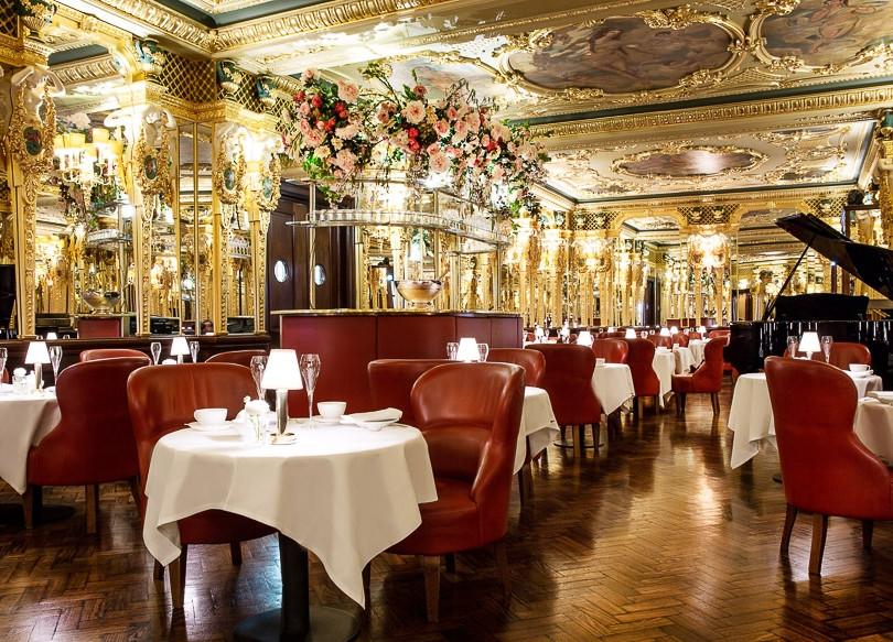 Hotel Cafe Royal - Oscar Wilde Bar