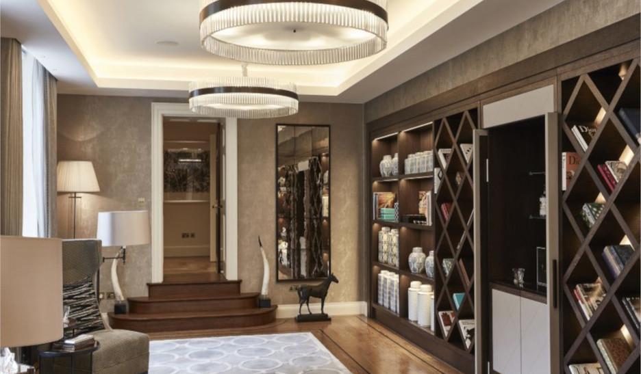 Charles Street Carpet Inlays
