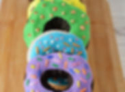 Crafts for Kids - Easy Donuts - Craft Cr