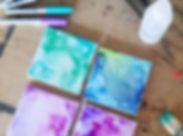 #GALAXY #COASTERS! My #Sunday #DIY #fund