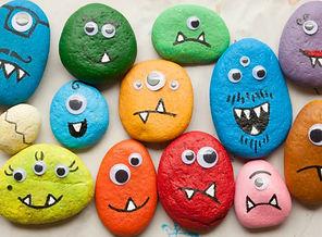 Spooky Stones