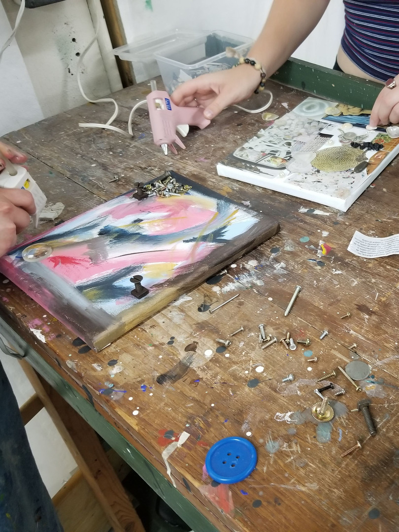 Craft N' Gab Events @ Turtle Studios
