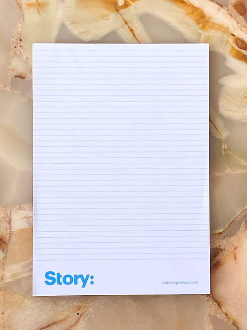 Squared Note Pad