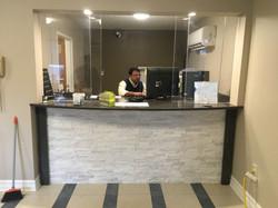 Office Lobby reno