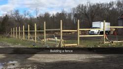 10 feet high fence