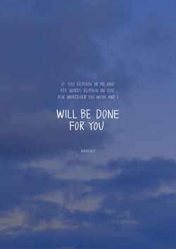 요한복음 15:7