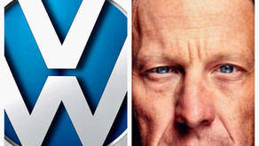 Volkswagon, Dieselgate and Lance Armstrong