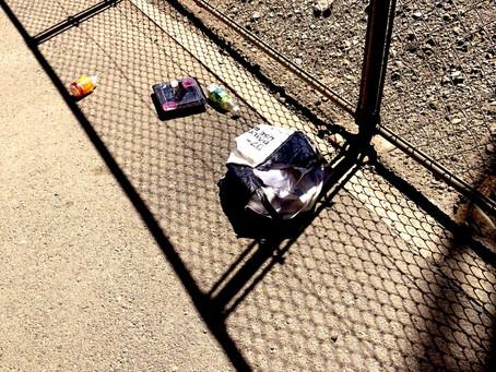 【ゴミの放置問題、原因はゴミではない!?】