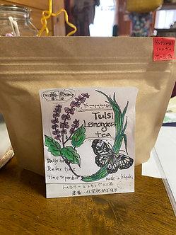 トゥルシー+レモングラス茶  リーフティータイプ